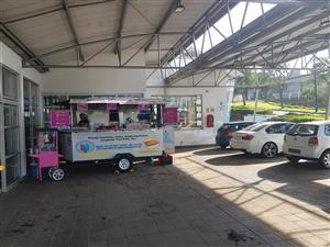 Fun Food Trailer For Hire