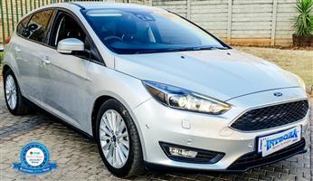 2017 Ford Focus hatch 5-door FOCUS 2.5 ST 5Dr