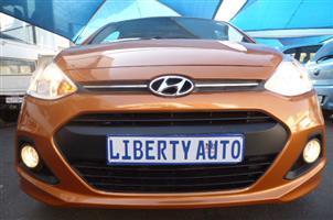 2016 Hyundai i10 1.25 GLS auto