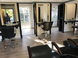 RENT A CHAIR HAIRDRESSERS WORK FOR YOURSELF