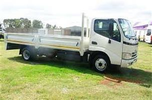 We do quick removal..Site cleanups..Rubble disposal.. e.tc