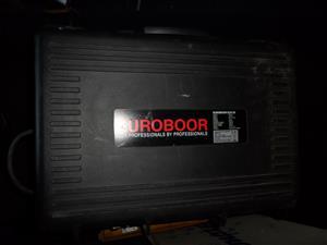 1050W Euroboor Eco.32 Drill