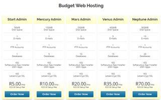 Affordable Web Design and Web Hosting
