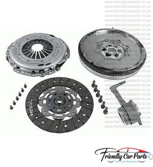 Golf 5 Clutch Kit with Fly Wheel 1.9tdi