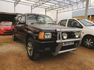 1999 Mazda Magnum