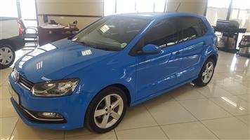 2015 VW Polo 1.2TSI Comfortline