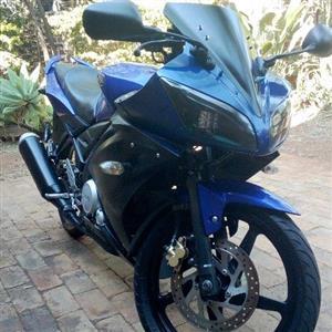 2011 Yamaha YZF