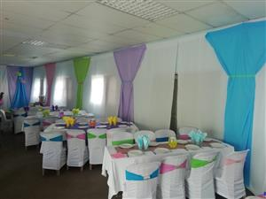 All Events Decor Hire - Everything under one roof