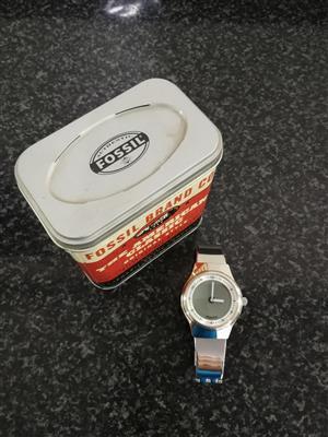 Fossil Watch Big Tic