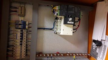 100Amp Automatic Mains Failure change over panel