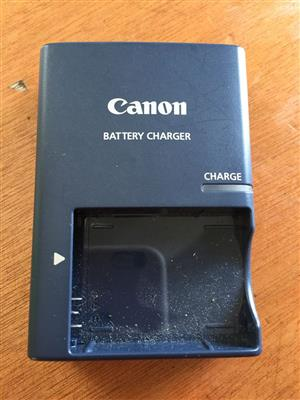 Original Canon CB-2LFE Charger For NB-11LH Battery Pack