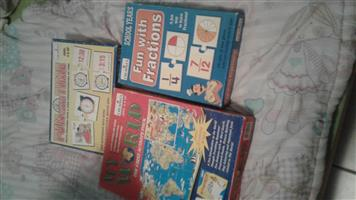 Educational goods for sale