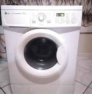 LG Intello washer front loader