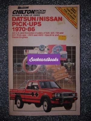 datsun 720 in All Ads in South Africa | Junk Mail
