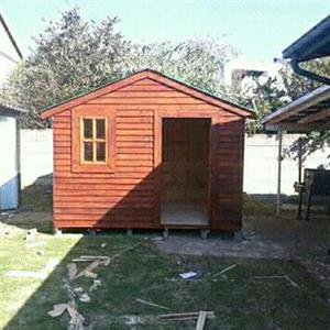3x3 louver wood wendy house for sale