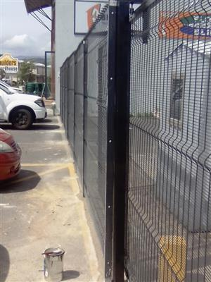 SPJ T2 SECURE Fence