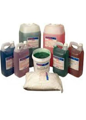 We sell cleaning products and do the cleaning services