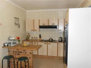 Secured 3 bedrooms, kitchen, lounge and bathroom, built in cupboards, tiled, walled and gated, big yard for kids, close to all amnesties and public transport.