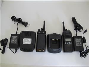 KENWOOD TK-3180 UHF FM TRANCEIVER PORTABLE RADIOS