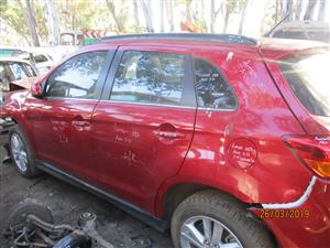 MITSUBISHI ASX STRIPPING FOR SPARES