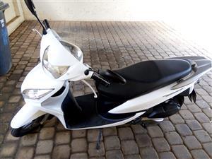 2014 Honda Scooter Elite