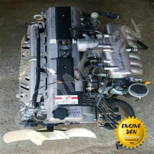 TOYOTA LAND CRUISER 4.5L 24V 1FZ USED ENGINE