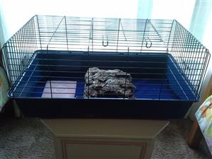 Cage as new