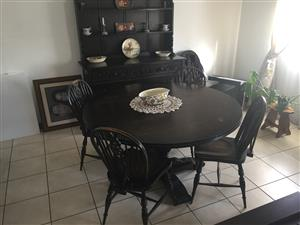 A Dining Room Suite for Sale