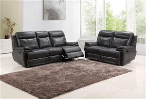 3 PIECE LOUNGE SUITE BRAND NEW ASHANTI FOR ONLY R19 999!!!!!!!