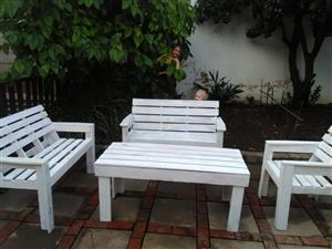 Affordable Custom Made Pallet Furniture