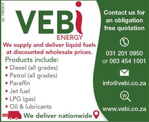 We supply and Deliver liquid fuels