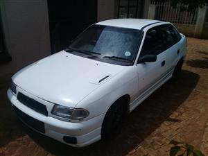 1998 Opel Astra 2.0 GSi