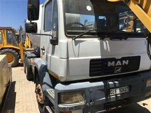 Man M2000 4x6 - ON AUCTION
