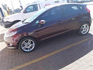 2011 Ford Fiesta 5 door 1.6 S