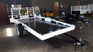 CAR TRAILERS THAT WE ONLY BUILD ON ORDER