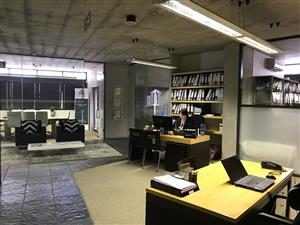 GREEN POINT: 179m2 Offices To Let
