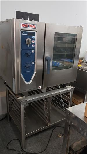Rational oven - 6 pan & steam