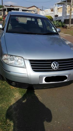 2001 VW Passat 1.8T