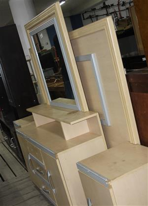 2 piece bedroom suite S032397K #Rosettenvillepawnshop