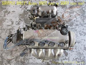 HONDA CIVIC -D16Y4 1.6 SOHC 16V Engine
