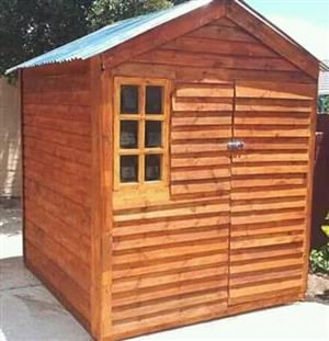 Tool sheds and garden huts for sale