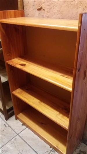 4 Tier wooden shelf for sale