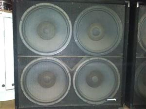 Bass Subwoofer Quad Bins