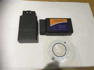 OBD Elm327 Bluetooth OBD2 V1.5 Diagnostic Car Auto Scanner