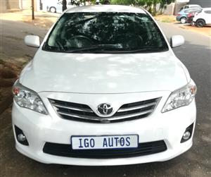 2010 Toyota Corolla 2.0D 4D Advanced