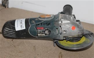 Ryobi angle grinder S031151A #Rosettenvillepawnshop