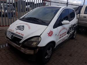 2002 Mercedes-Benz A160 - Stripping for Spares