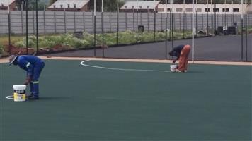 Tennis courts rejuvenates Koffiefontein ,0846941581