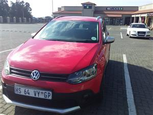 2015 VW Polo Cross  1.6