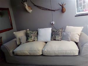 Coricraft slipcover couch for sale